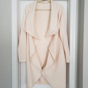 PEACH PINK DUSTER